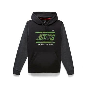 Alpinestars Astars Casual Draft Pullover Hoodie - Black